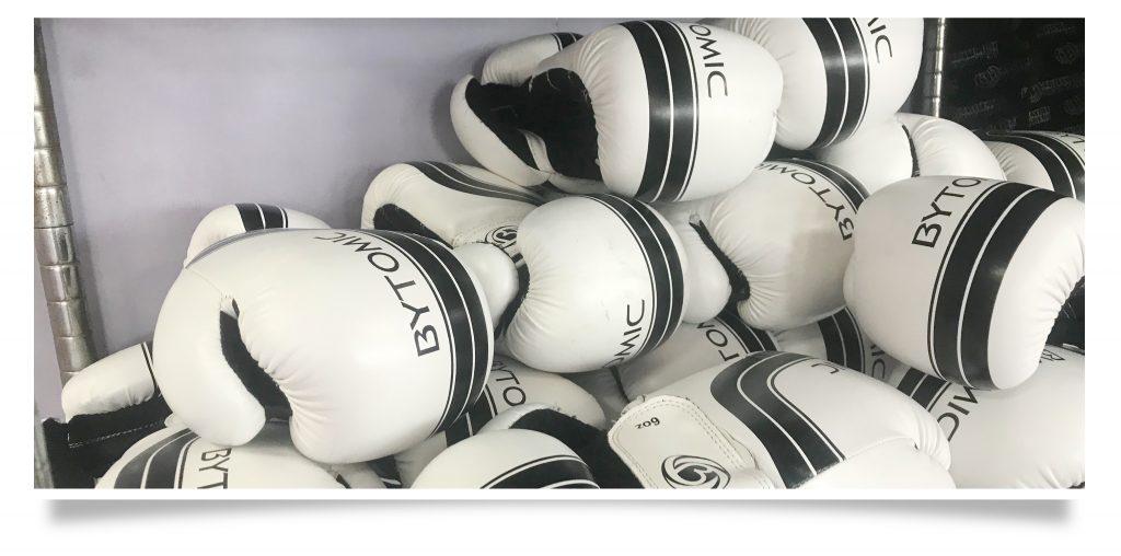 Boxercise class Bristol - Body Focus Gym